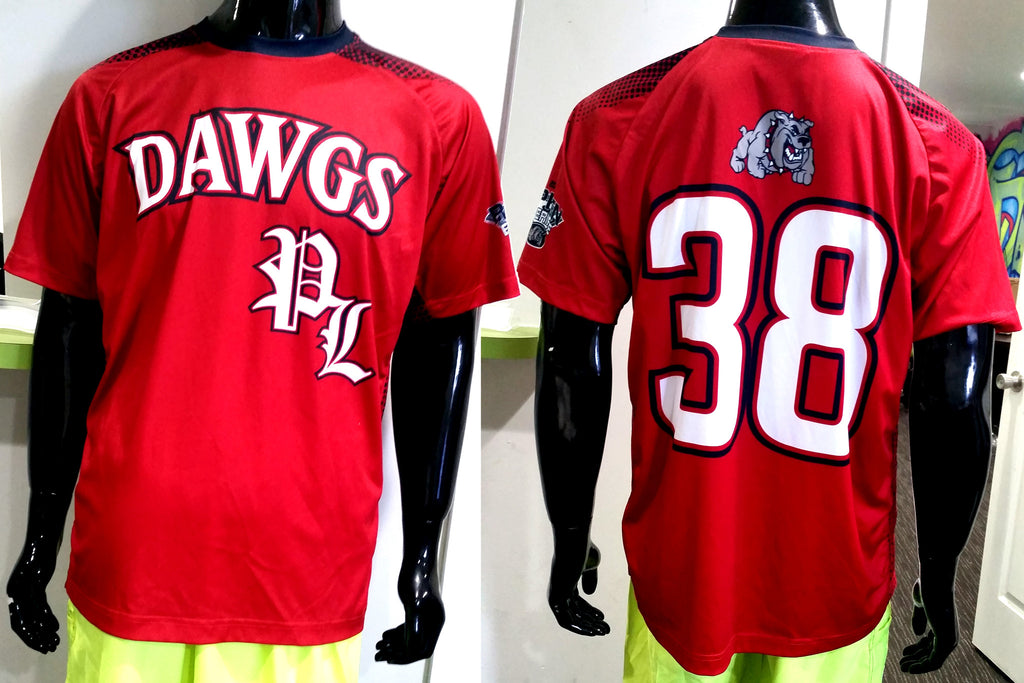 DAWGS - Custom Full-Dye Jersey