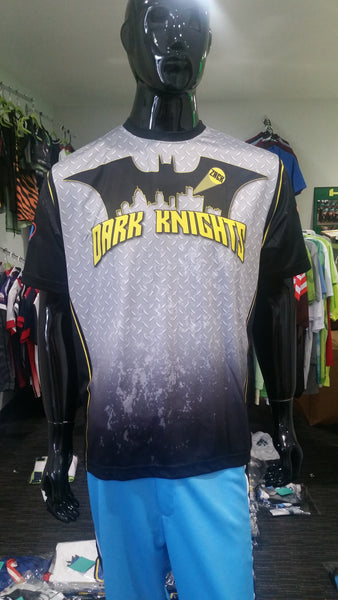 Detroit Dark Knights - Custom Full-Dye Jersey