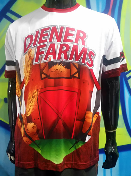 Diener Farms - Custom Full-Dye Jersey