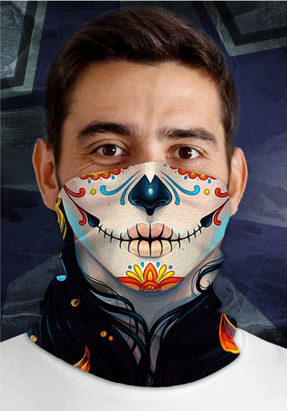 Day of the Dead 2, Dirty Sports Face Mask Shield