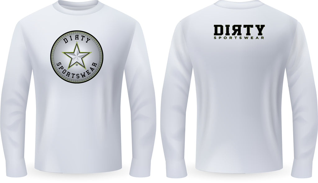 Dirty Sports All Star, GREEN - PartialDye Streetwear
