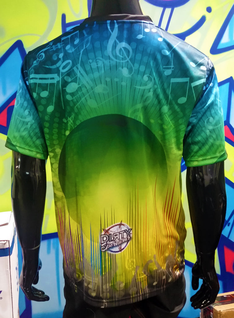 Dirty Bombers - Custom Full-Dye Jersey