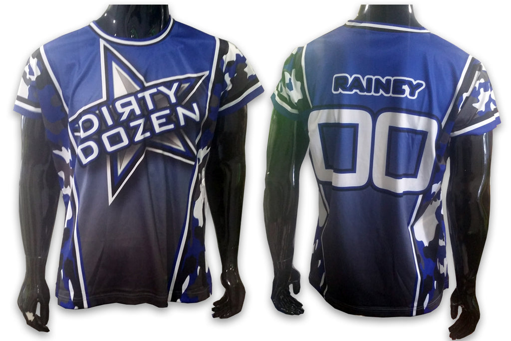 Dirty Dozen - Custom Full-Dye Jersey