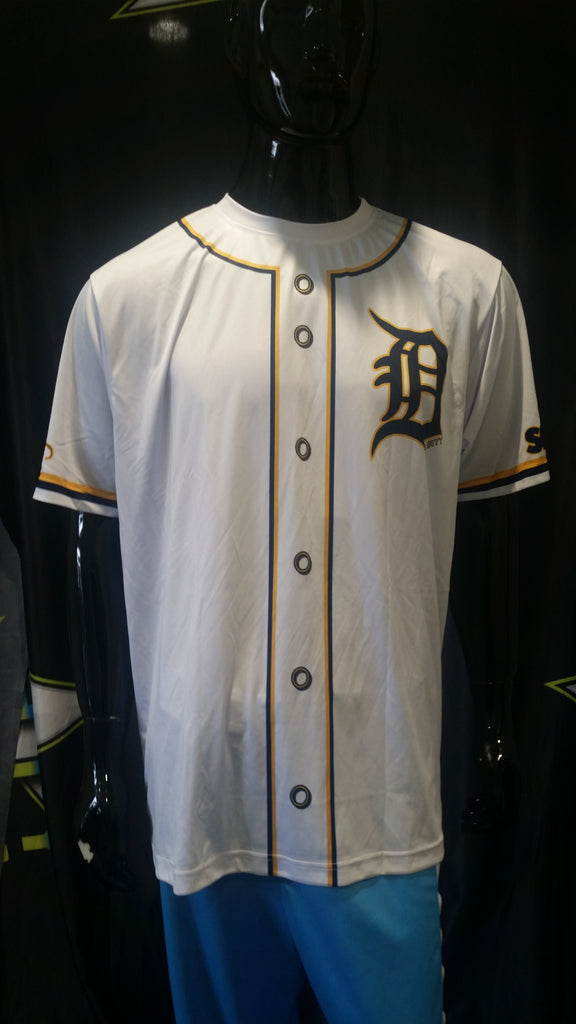 Dirty Sports; Tiger-D - Custom Full-Dye Jersey