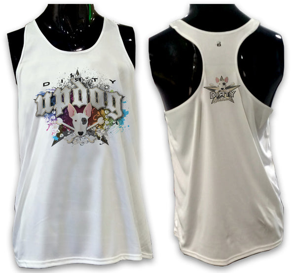 Dirty UPDOG - Ladies Tank Top