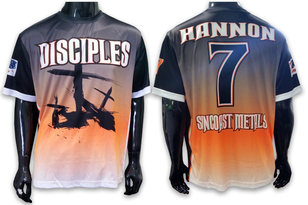 Disciples - Custom Full-Dye Jersey