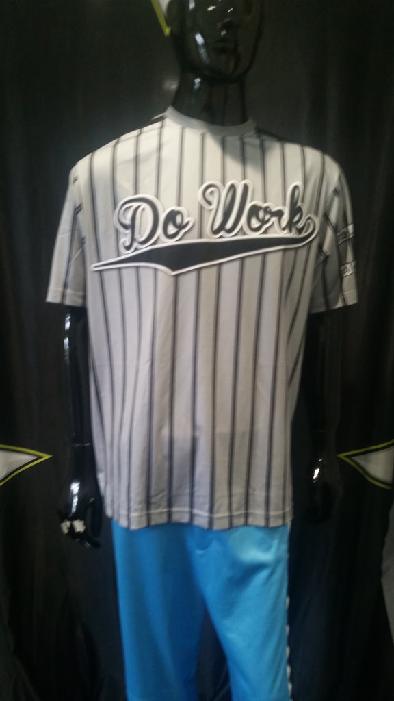 Do Work - Custom Full-Dye Jersey