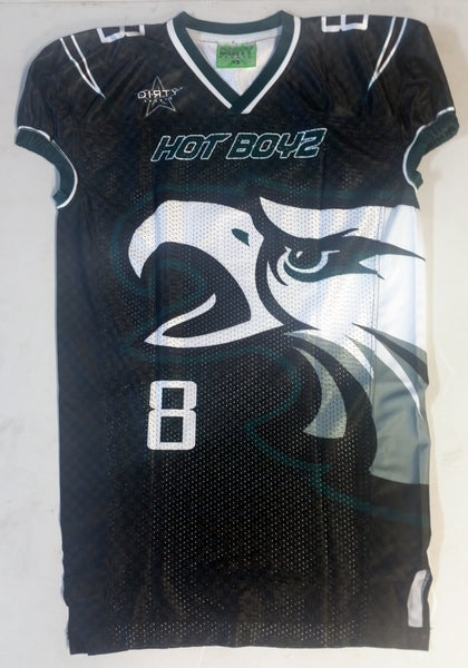 Eagles Football, Hot Boyz - Custom Full-Dye Jersey