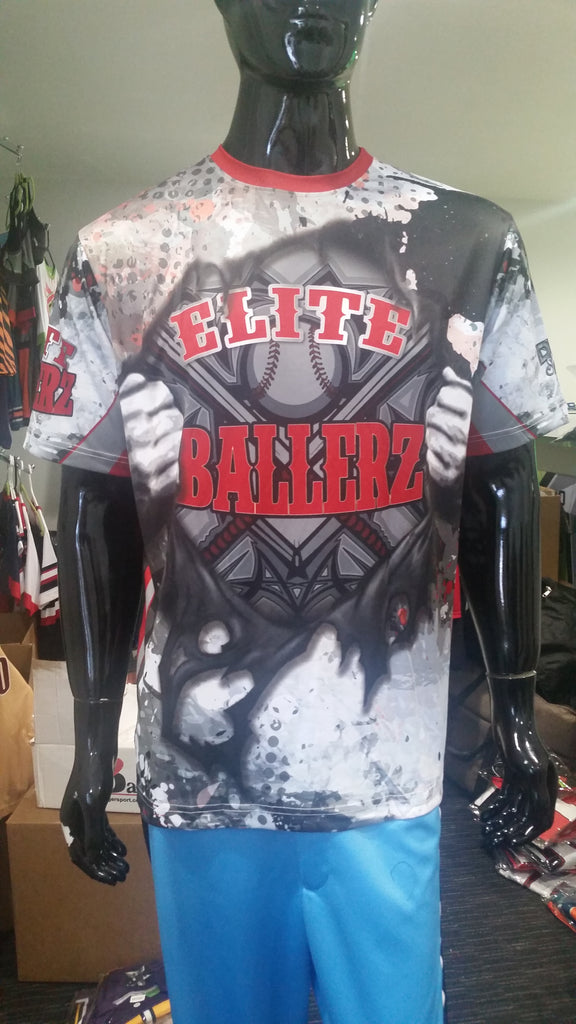 Elite Ballerz - Custom Full-Dye Jersey
