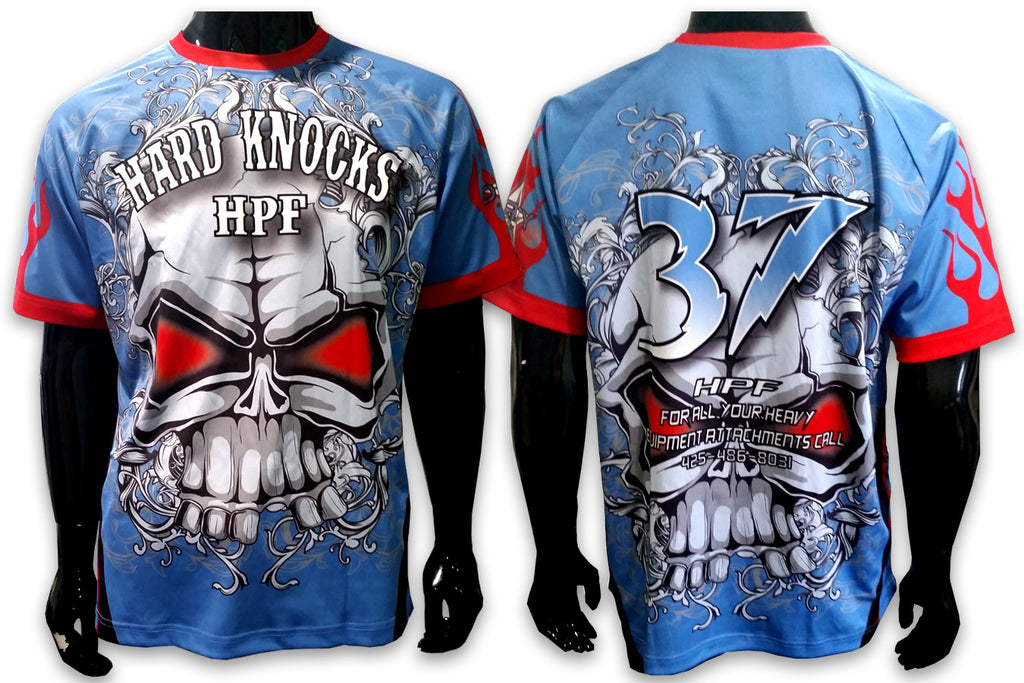 Hard Knocks HPF - Custom Full-Dye Jersey