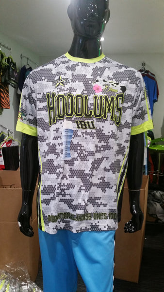 Hoodlums - Custom Full-Dye Jersey