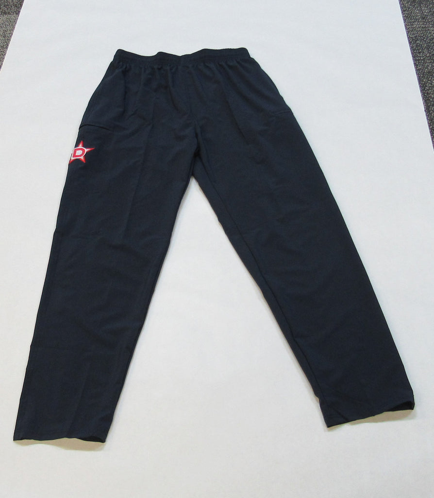 4-WAY STRETCH PANT- Navy Blue with Red D Star logo