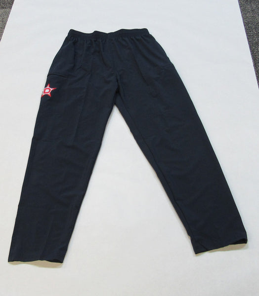 Lycra-Fiber Pants - Navy Blue with Red D Star logo
