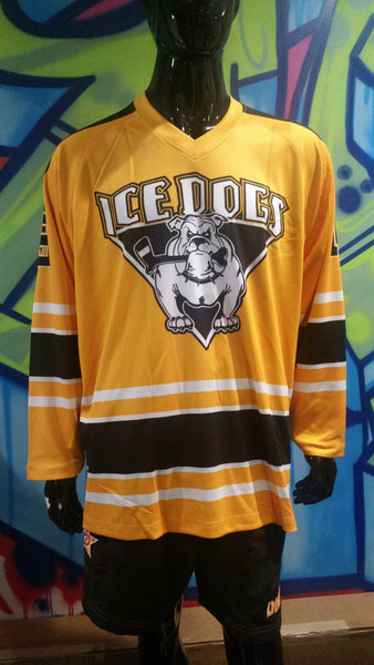 Ice Dogs - Custom Full-Dye Hockey Jersey