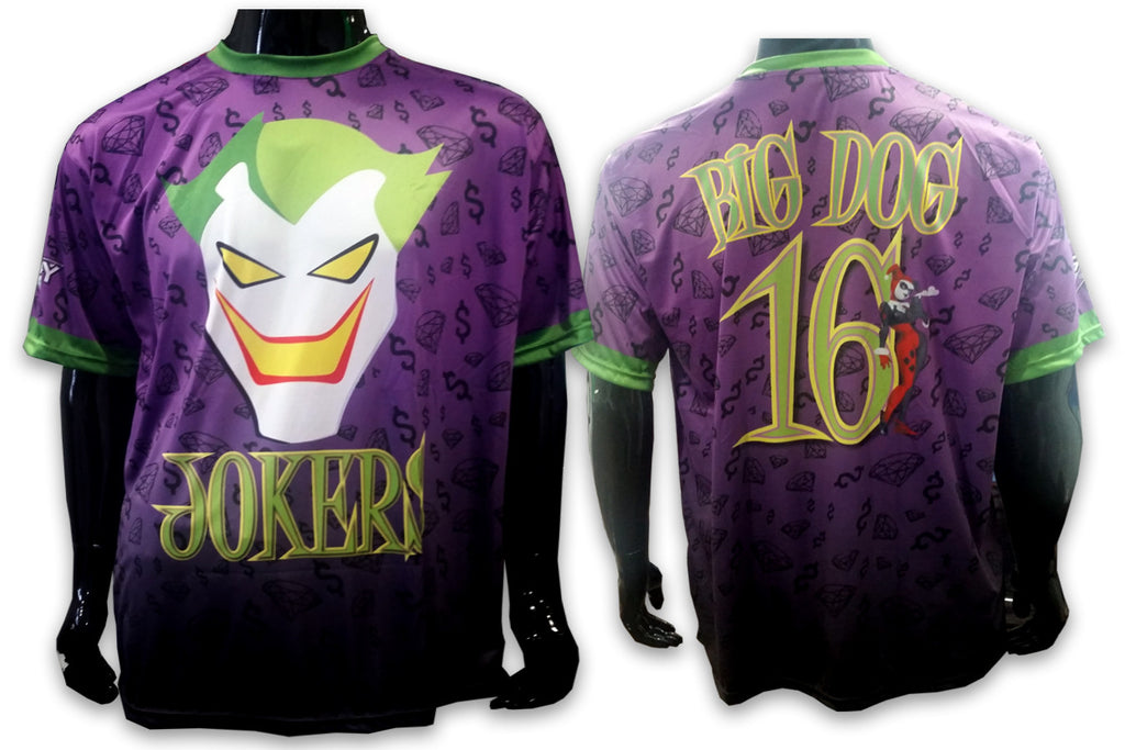 Jokers - Custom Full-Dye Jersey