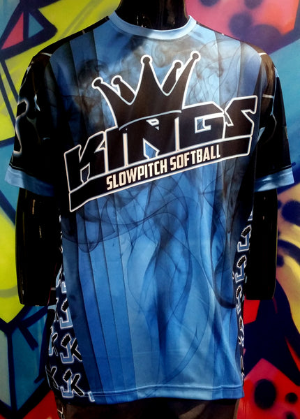 John Kings Slowpitch - Custom Full-Dye Jersey
