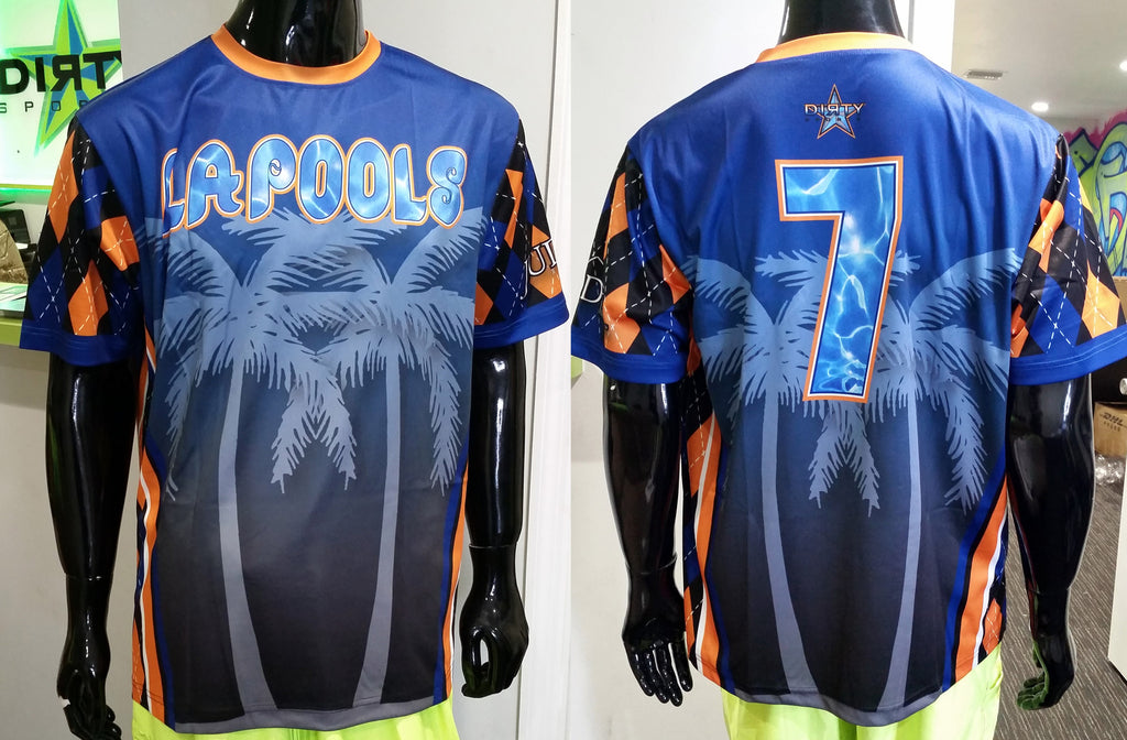 La Pools - Custom Full-Dye Jersey