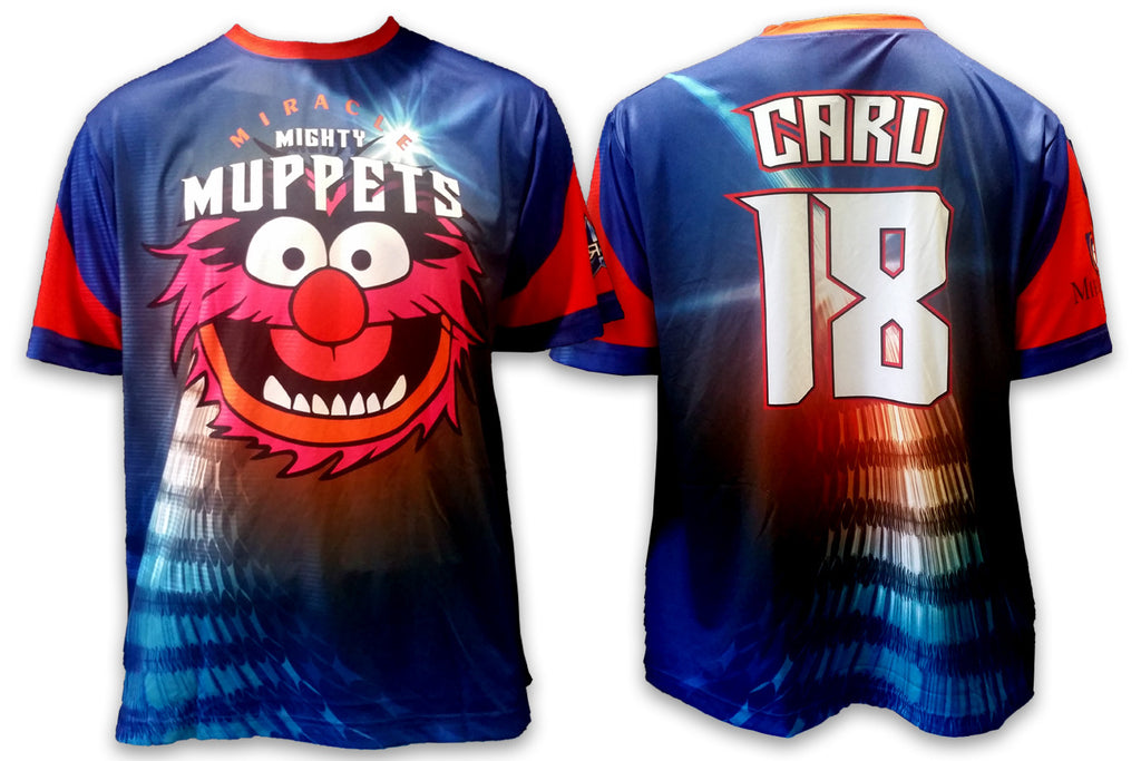 Miracle Mighty Muppets - Custom Full-Dye Jersey