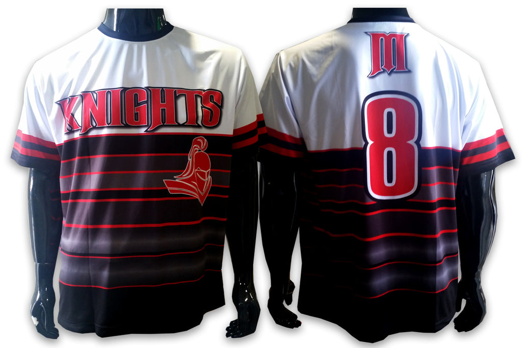 Monarch Knights - Custom Full-Dye Jerseys