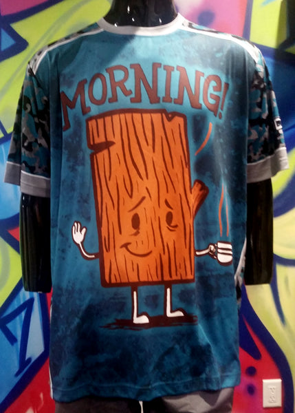 Morning Wood - Custom Full-Dye Jersey