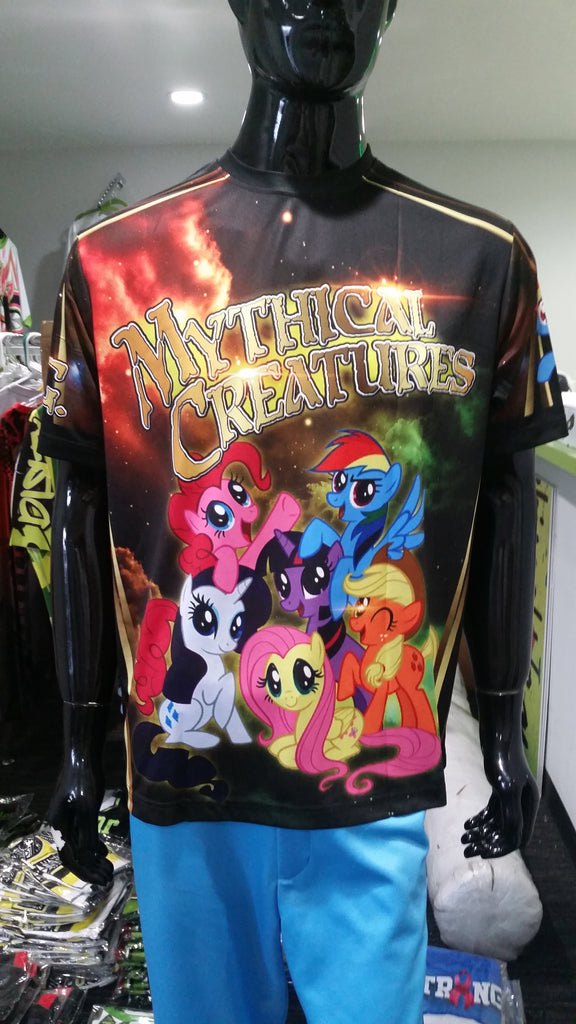 Mythical Creatures - Custom Full-Dye Jersey