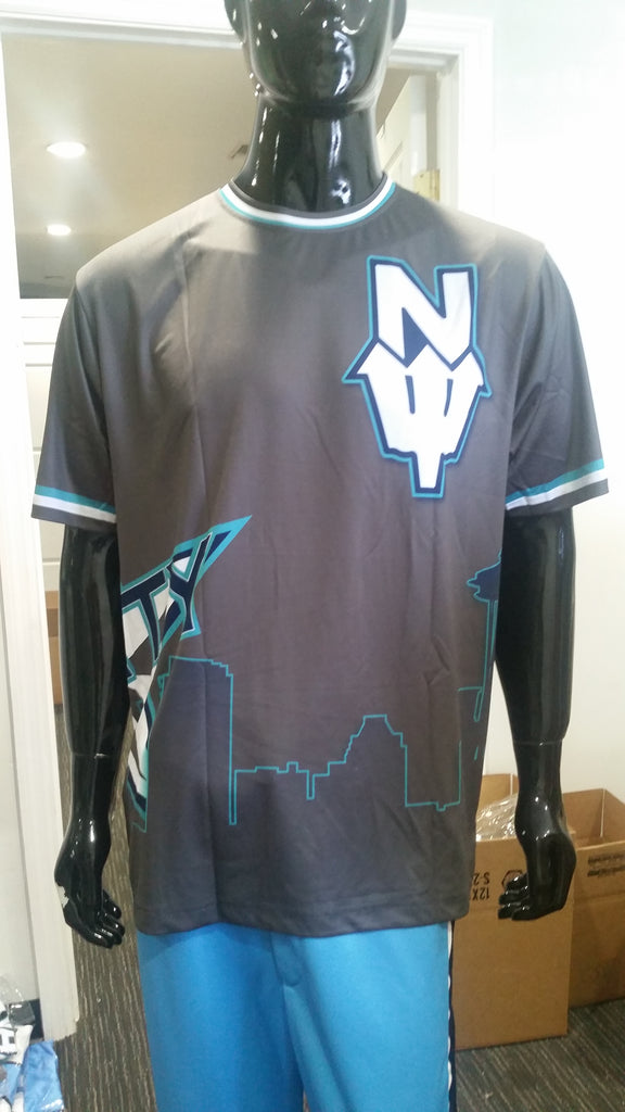 NW - Custom Full-Dye Jersey and Hat