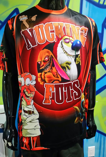 Nucking Futs - Custom Full-Dye Jersey