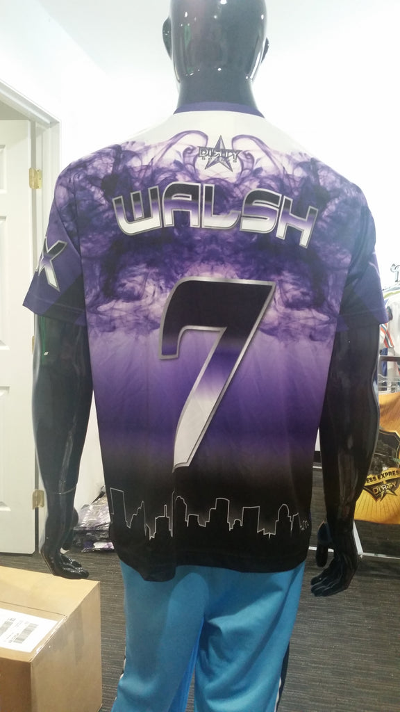 Overlooked - Custom Full-Dye Jersey