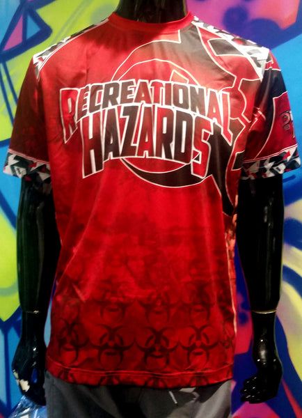 Recreational Hazards - Custom Full-Dye Jersey