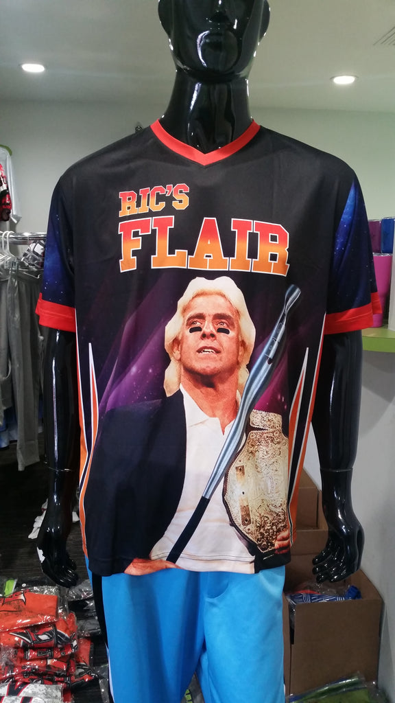 Ric's Flair - Custom Full-Dye Jersey