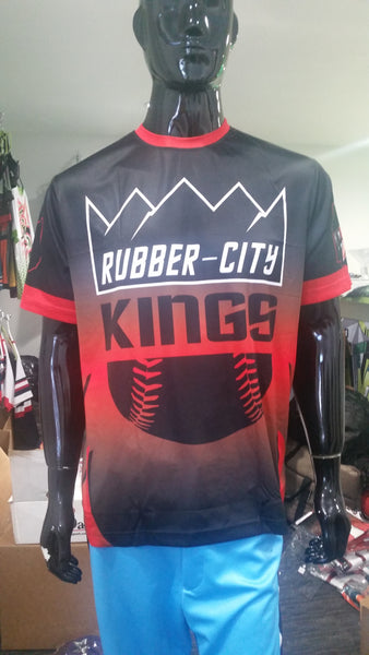 Rubber City Kings - Custom Full-Dye Jersey