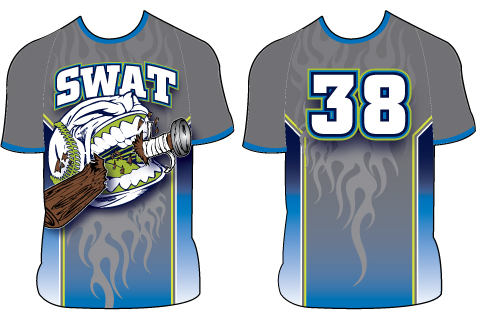 SWAT - Custom Full-Dye Jersey