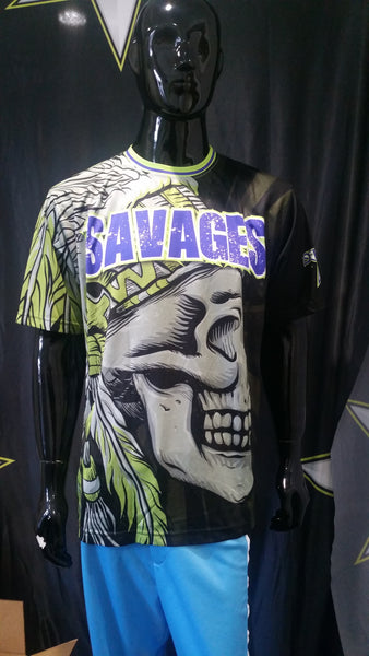 Savages - Custom Full-Dye Jersey