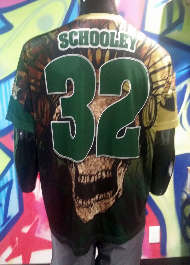 Savage - Custom Full-Dye Jersey