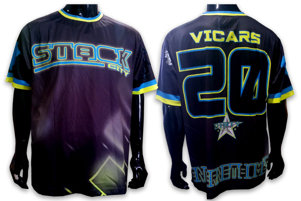 Stack City - Custom Full-Dye Jersey