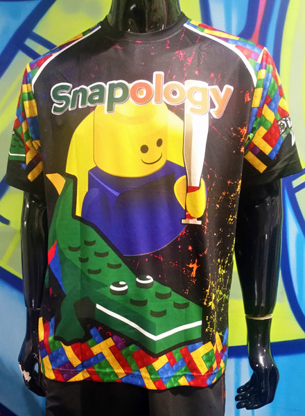 Snapology - Custom Full-Dye Jersey