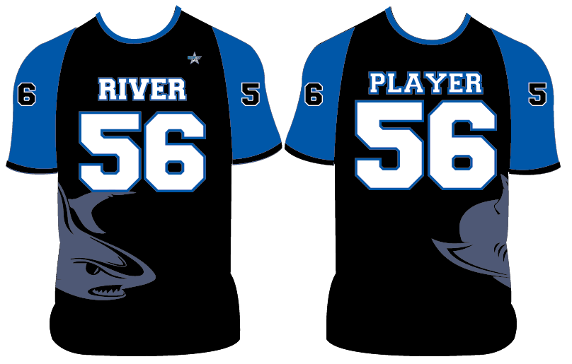 River Sharks - Custom Full-Dye Jersey