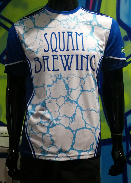 Squam Brewing - Custom Full-Dye Jersey