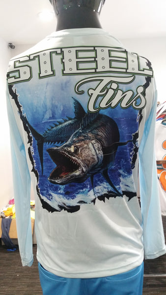 Steel Fins Fishing Team - Partial Sub