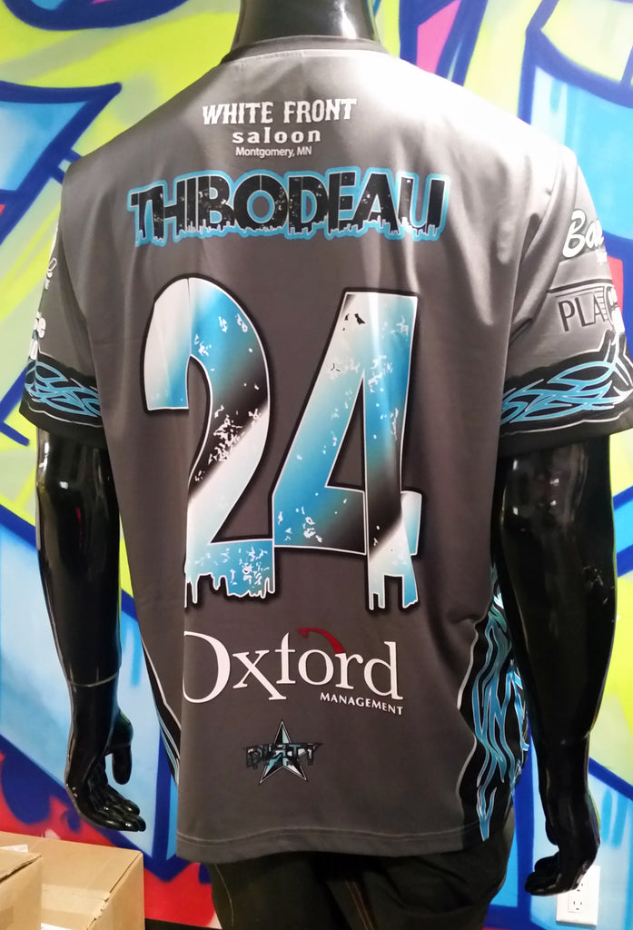 Steele Painting - Custom Full-Dye Jersey