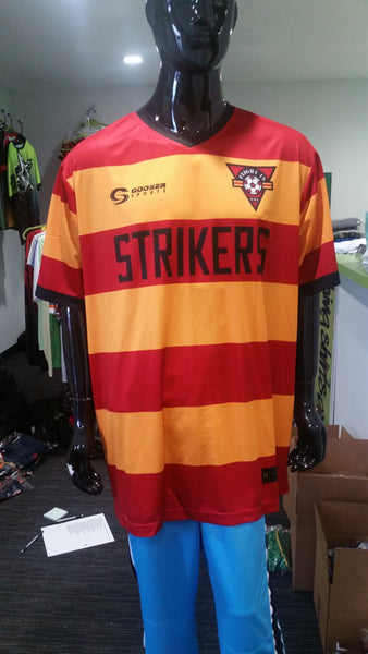 Strikers Soccer - Custom Full-Dye Jersey