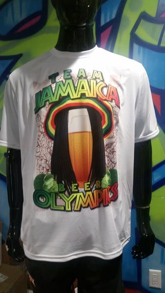 Team Jamaica, Beer Olympics - Partial Dye