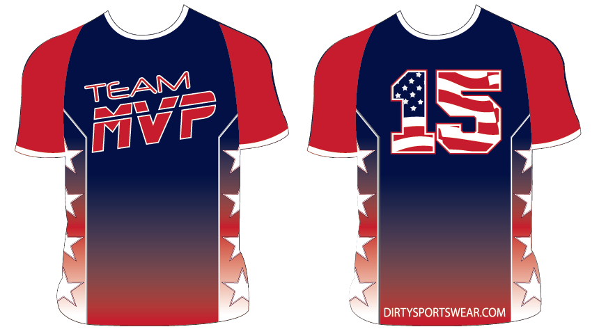 Team MPV - Custom Full-Dye Jersey
