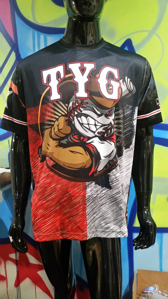 Texas Young Guns - Custom Full-Dye Jersey