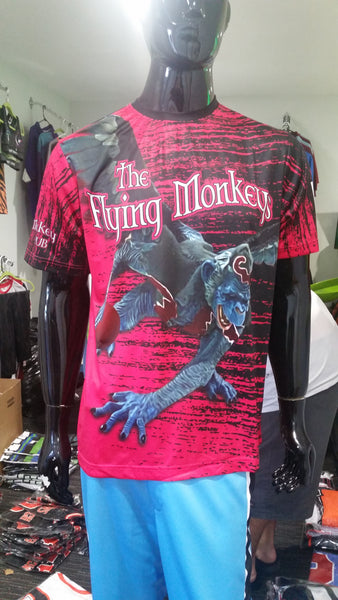 The Flying Monkeys - Custom Full-Dye Jersey