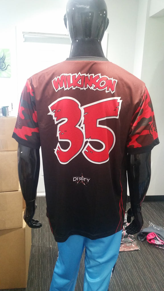 Where My Pitches At - Custom Full-Dye Jersey