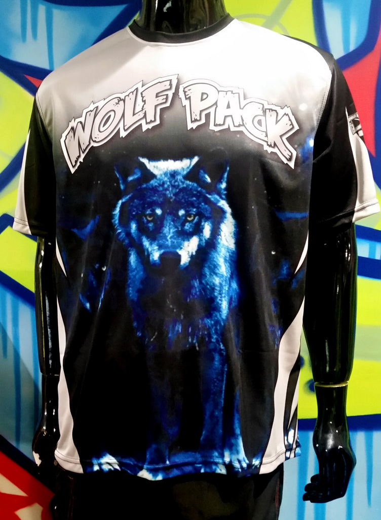 Wolf Pack - Custom Full-Dye Jersey