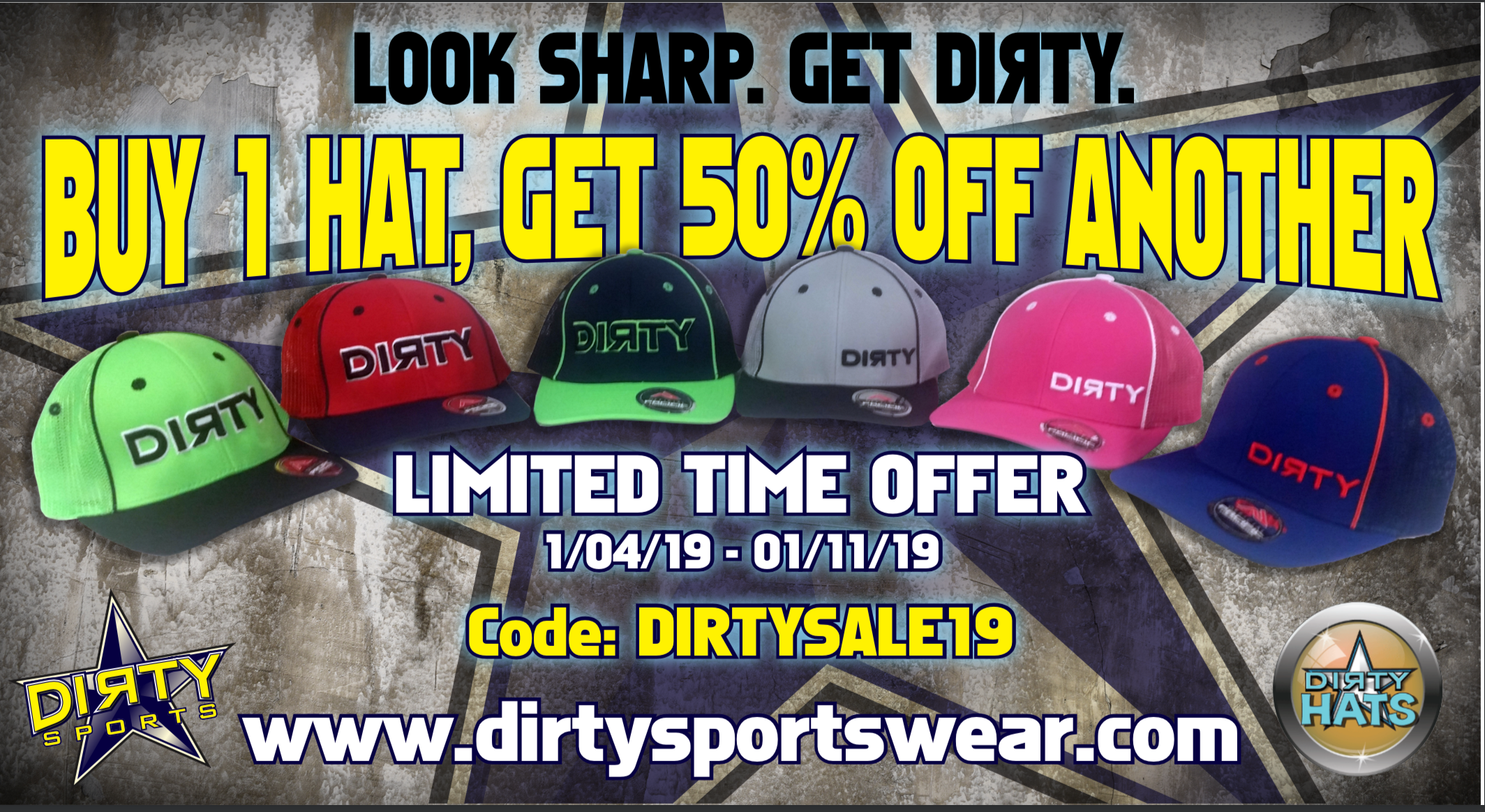 Dirty Sports Wear