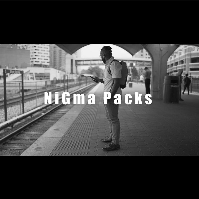 NiGma Packs Ad.