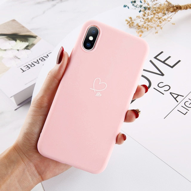 Soft Candy Phone Case - N.Packs